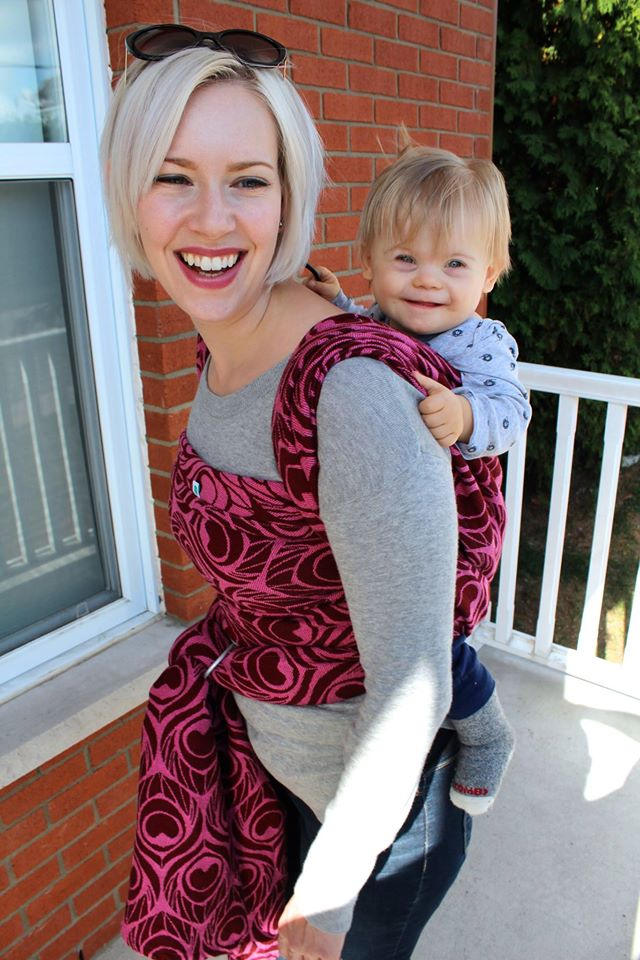 Artipoppe Babywearing Stories
