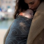 Artipoppe Fall & Winter Babywearing - wearing your child with an Artipoppe carrier can be a stylish way to combat the bitter cold together.