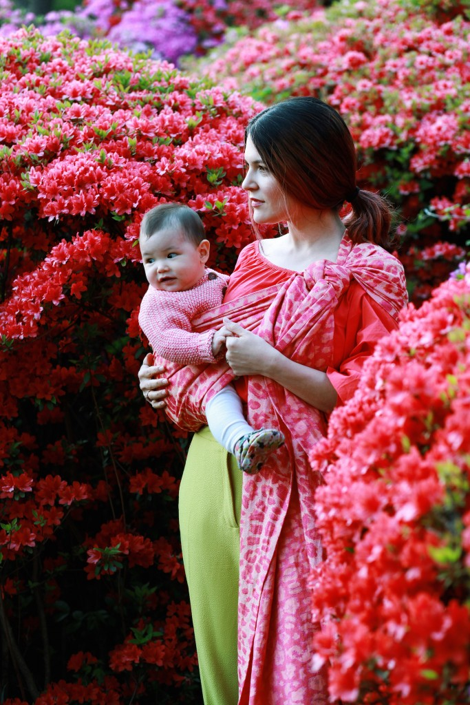 Style and Inclusivity in Seoul I Artipoppe Babywearing Story | By Sarah Kate Watson-Baik