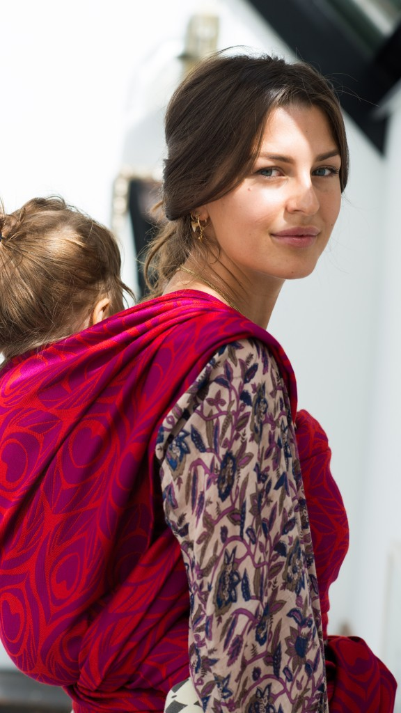 Romy Boomsma about style, love and how motherhood changed her. An Artipoppe Story.