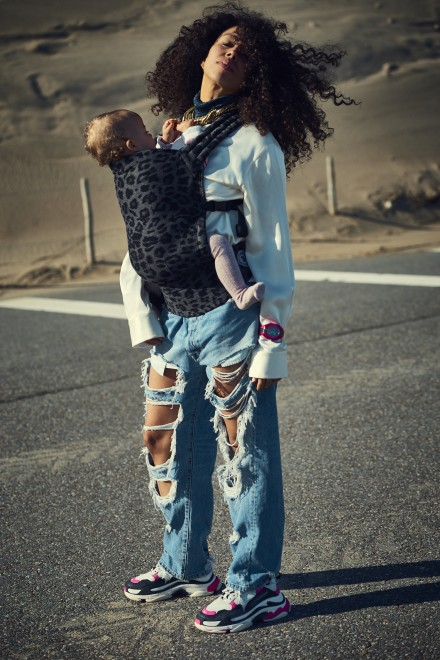 Artipoppe Baby Wrap, Baby Sling and Baby Carrier