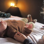 Authentic motherhood I An Artipoppe Babywearing Story