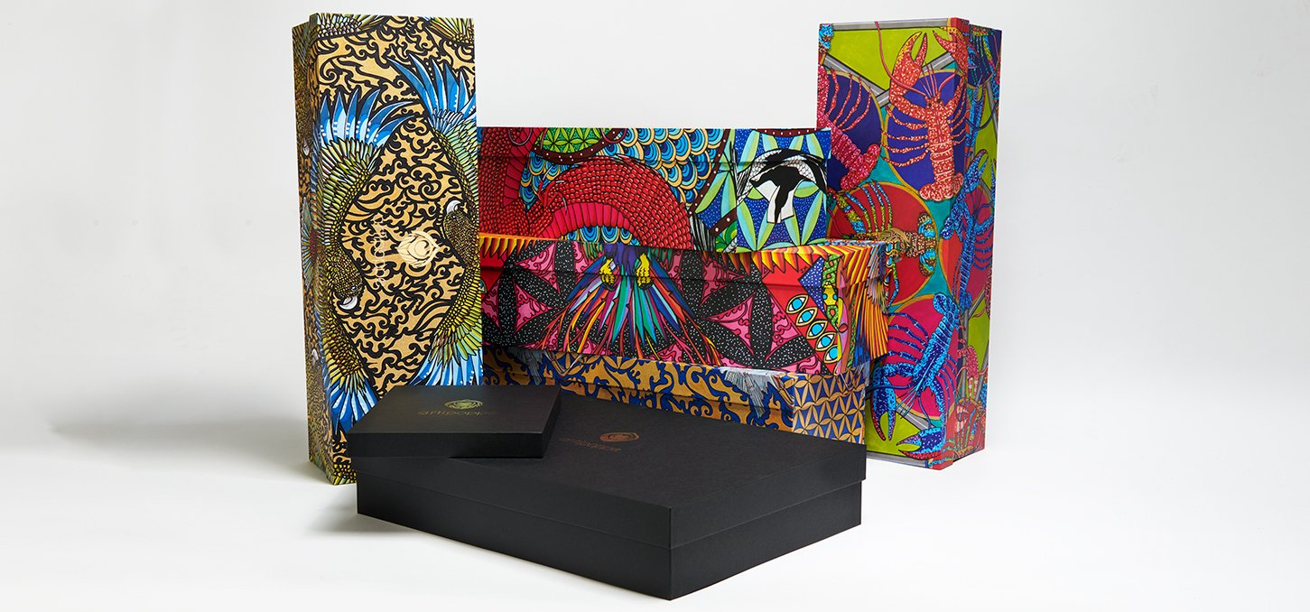 Artipoppe boxes